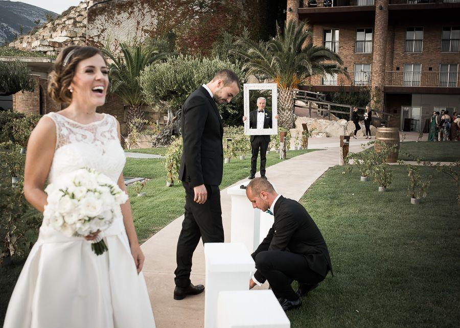 foto de nacho bueno, bodas, humor