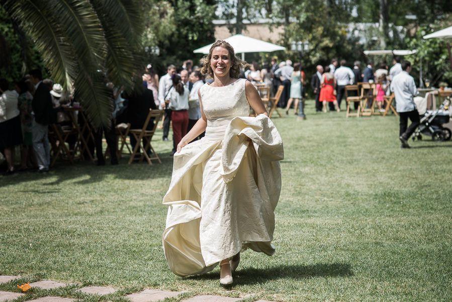 Novia, fotografo de bodas finca soto de bruil zaragoza