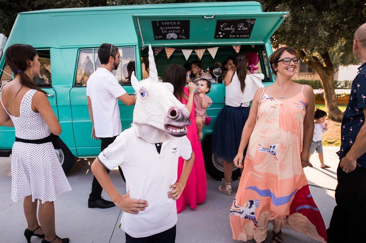 Finca la dehesa de Zaragoza fiesta de la boda