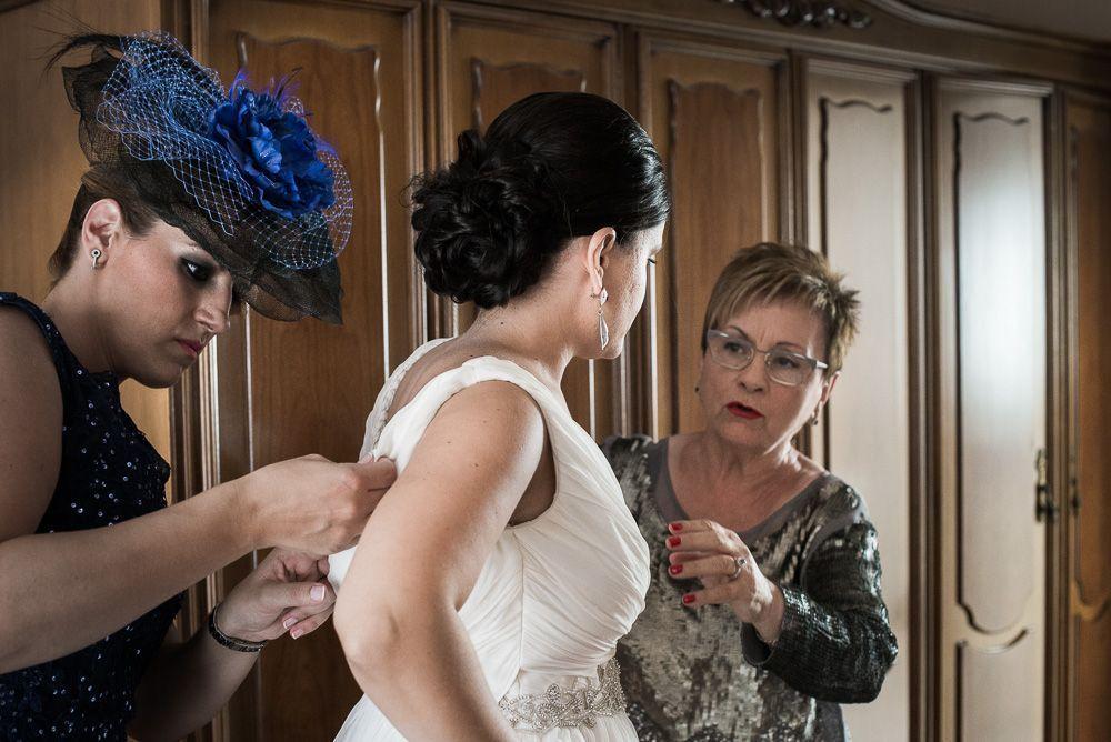 villafranca preparativos boda