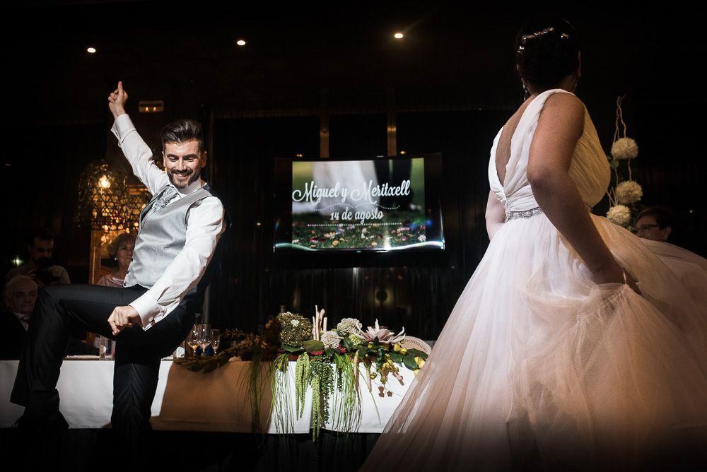 boda y jota aragonesa