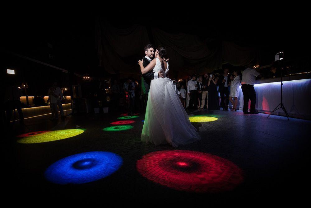 baile de boda en zona chic