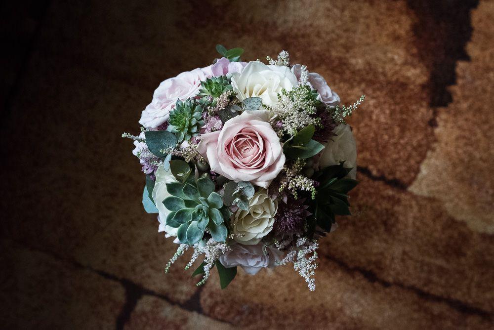 ramo pamplona preparativos boda novia