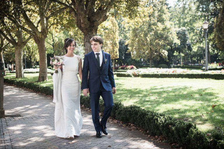 taconera pamplona boda reportaje novios