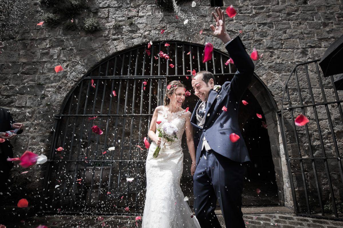 boda en ciudadela de pamplona