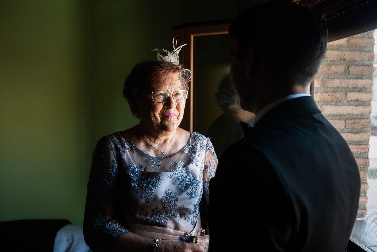 boda en litago madre