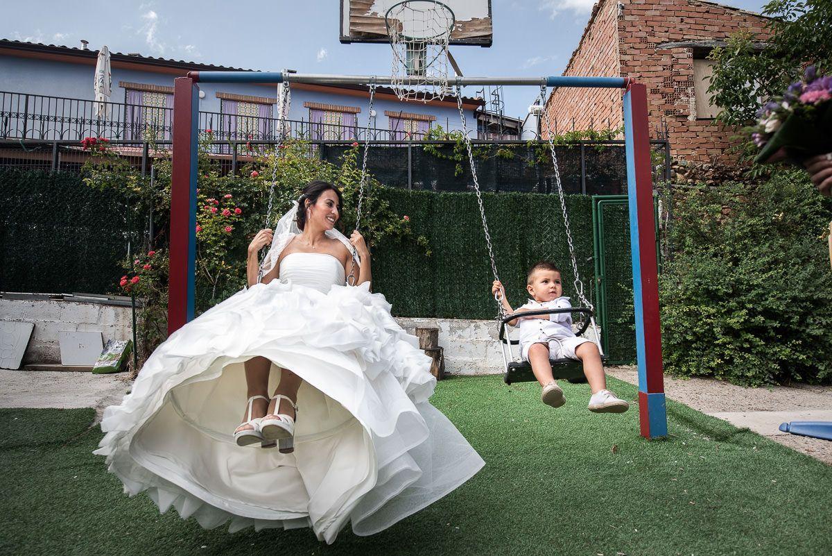 boda en litago hijo