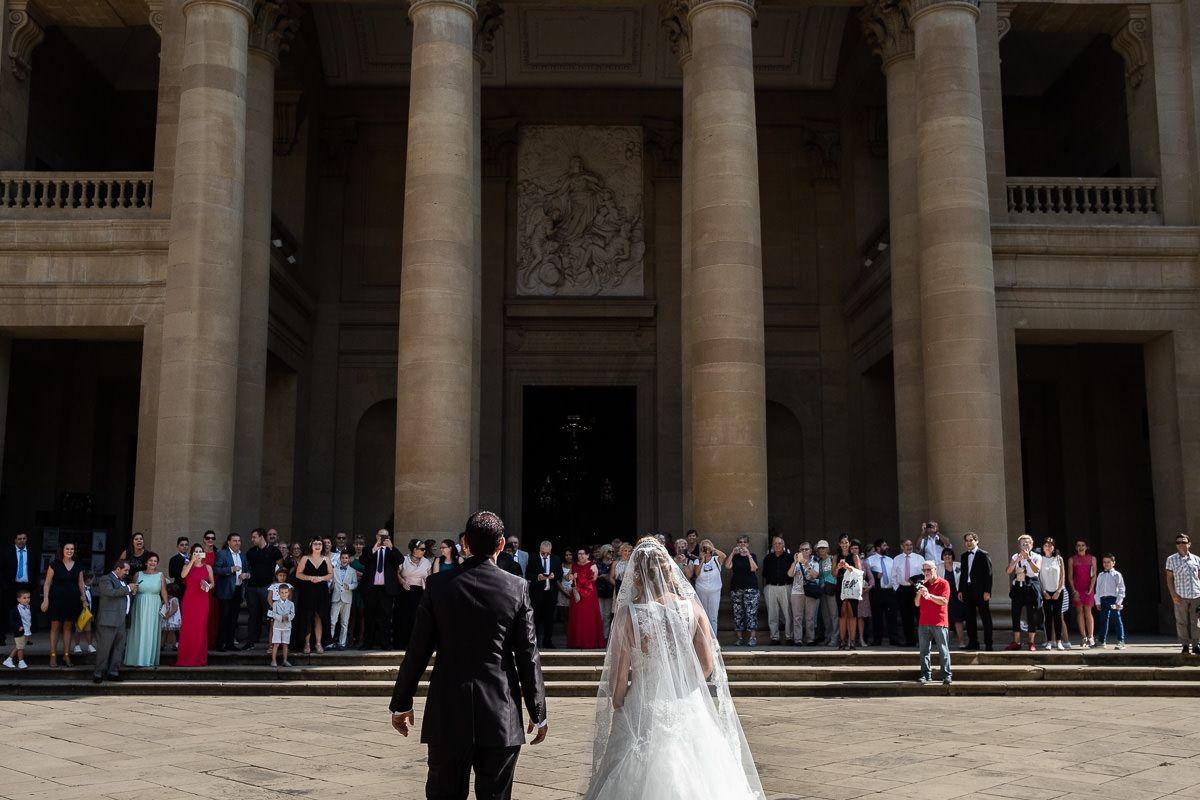 boda en catedral de pamplona