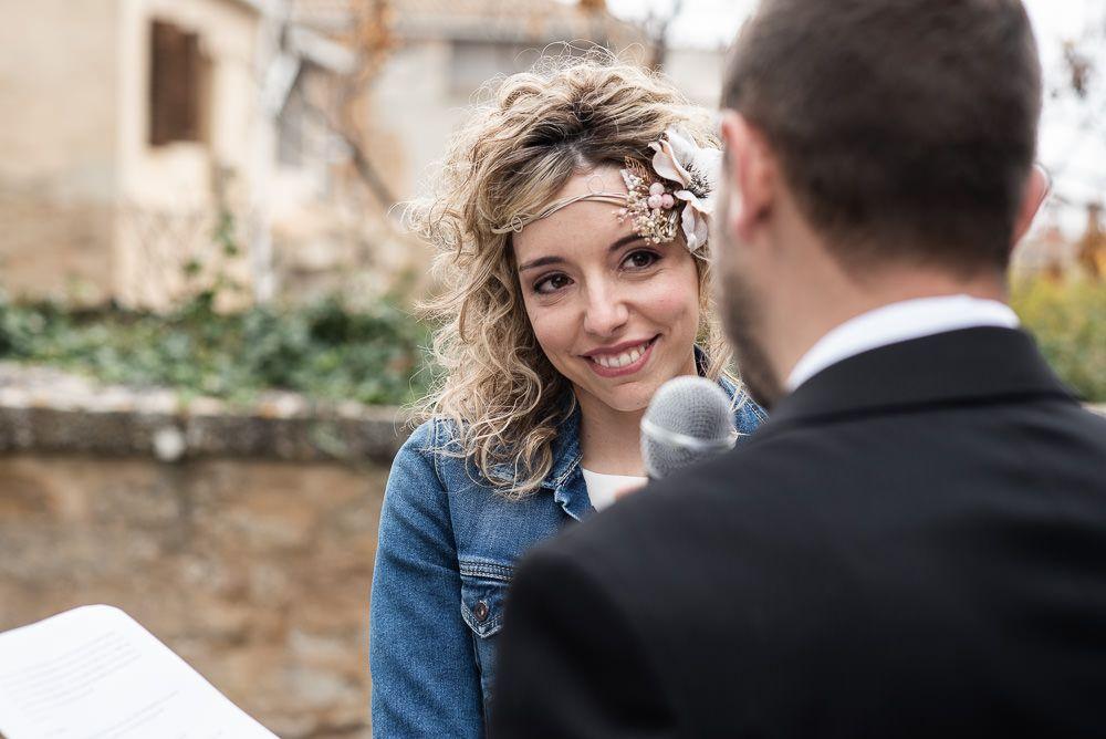 boda en palacio de la vega Marisol