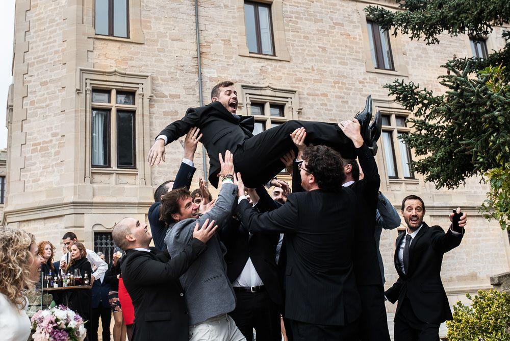 boda en palacio de la vega Marisol manteo
