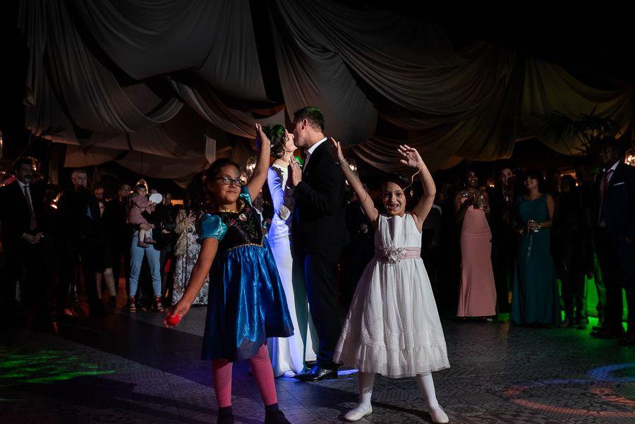 boda rumana baile