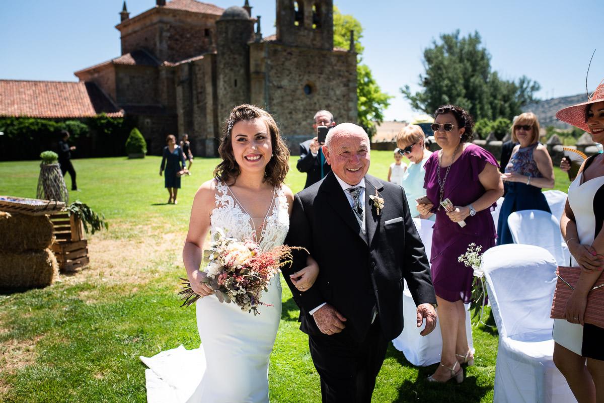 llegada novia Casa fuerte san gregorio