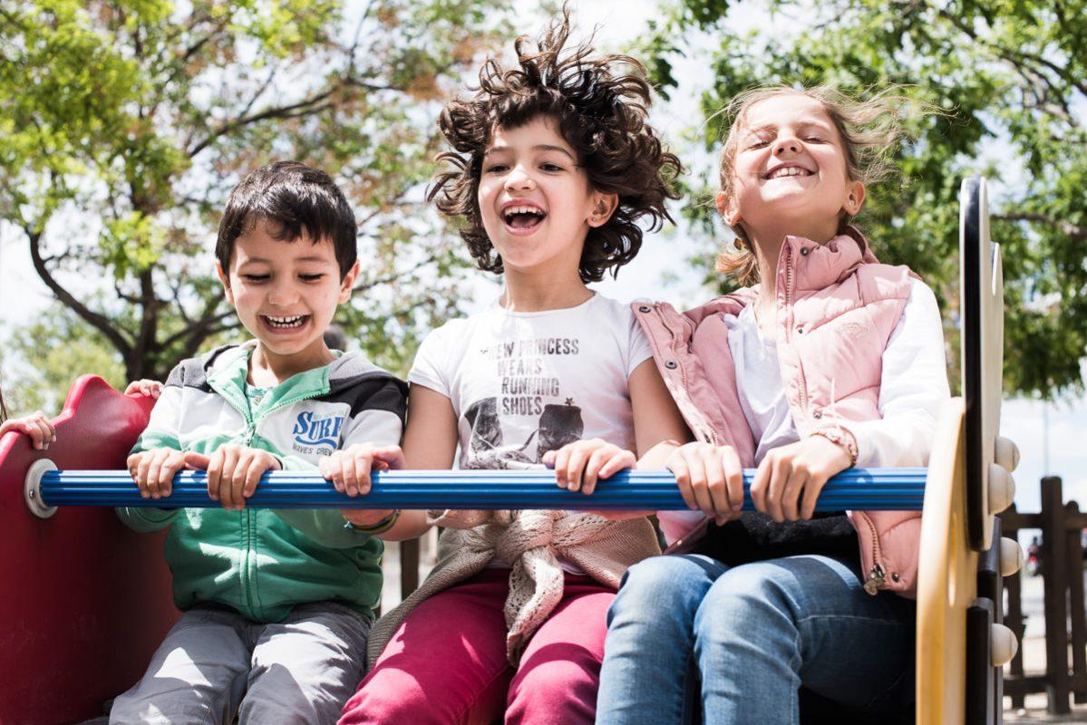 fotografo de familias niños